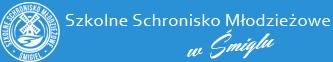 Logo Schroniska Młodzieżowego w Śmiglu